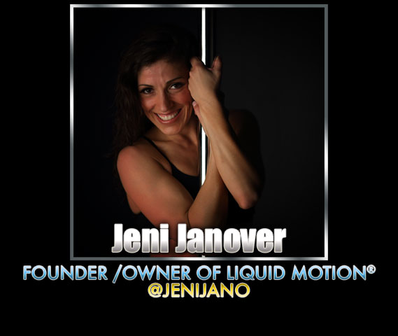 Jeni Janover Founder and Owner of Liquid Motion