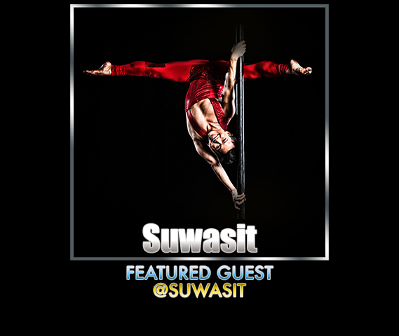 Suwasit Featured Guest
